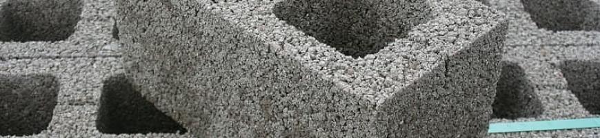 Керамзитобетон в конструктивно жестких и подвижных бетонных смесей